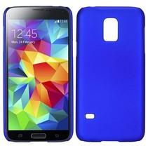 Blauw hardcase hoesje Samsung Galaxy S5 Mini