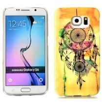 Dromenvanger TPU hoesje Samsung Galaxy S6 Edge