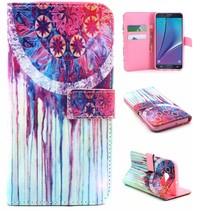 Dromenvanger Booktype  hoesje Samsung Galaxy S6 Edge Plus