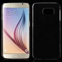 Transparant dun TPU hoesje Samsung Galaxy S6