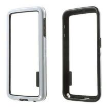 Wit / zwarte bumper Samsung Galaxy S6