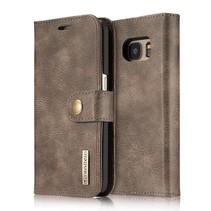 Bruin Bookcase Hoesje Samsung Galaxy S7