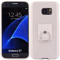 Goospery Goud TPU Hoesje Samsung Galaxy S7