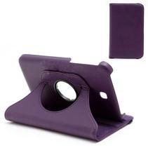 360 graden paarse hoes Samsung Galaxy Tab 3 7.0