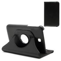 Zwarte draaibare hoes Samsung Galaxy Tab 3 7.0