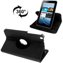 360 graden zwarte hoes Samsung Galaxy Tab 3 8.0