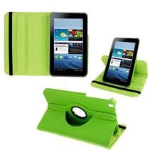 360 graden groene hoes Samsung Galaxy Tab 3 8.0