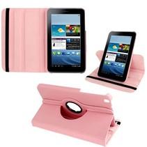 360 graden roze hoes Samsung Galaxy Tab 3 8.0