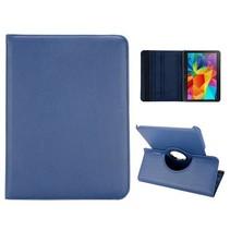 Blauwe 360 graden hoes Samsung Galaxy Tab 4 10.1