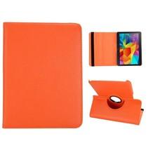 Oranje 360 graden hoes Samsung Galaxy Tab 4 10.1