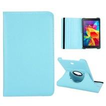 Lichtblauwe 360 graden hoes Samsung Galaxy Tab 4 7.0