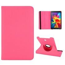Roze 360 graden hoes Samsung Galaxy Tab 4 7.0