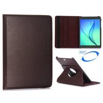 Bruine 360 graden hoes Samsung Galaxy Tab A 9.7
