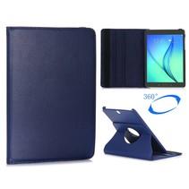 Blauwe 360 graden hoes Samsung Galaxy Tab A 9.7