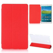 Rode tri-fold hoes Samsung Galaxy Tab S 8.4