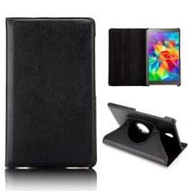 Zwarte 360 graden hoes Samsung Galaxy Tab S 8.4