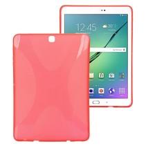 Rode x-design TPU hoes Samsung Galaxy Tab S2 9.7