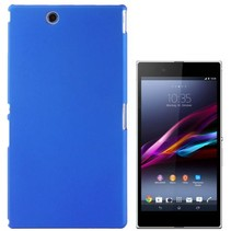 Blauw hardcase hoesje Sony Xperia Z Ultra
