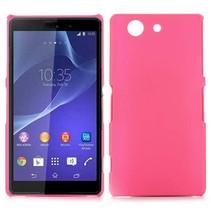 Roze hardcase hoesje Sony Xperia Z3 Compact