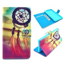 Sunset dreamcatcher Bookcase hoes Sony Xperia Z3