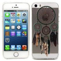 Dreamcatcher TPU hoesje iPhone 5 / 5s / SE