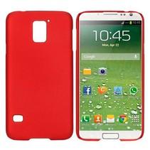 Rood hardcase hoesje Galaxy S5 / Plus / Neo