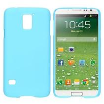 Lichtblauw hardcase hoesje Galaxy S5 / Plus / Neo