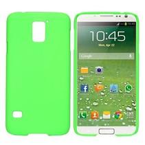 Groen hardcase hoesje Galaxy S5 / Plus / Neo