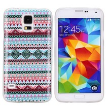 Tribal design TPU hoesje Galaxy S5 / Plus / Neo
