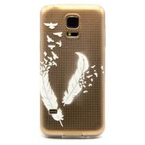 Veertjes TPU hoesje Galaxy S5 / Plus / Neo
