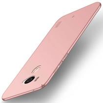 Hardcase Hoesje HTC U11+ - Rose Goud