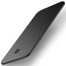 Hardcase Hoesje HTC U11 Life - Zwart
