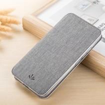 Booktype Hoesje HTC U11 Life - Grijs
