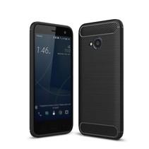 TPU Hoesje HTC U11 Life - Zwart