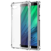 TPU Hoesje HTC Desire 12 - Transparant