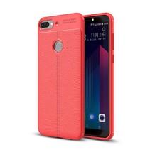 TPU Hoesje HTC Desire 12 Plus - Rood