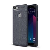 TPU Hoesje HTC Desire 12 Plus - Donkerblauw