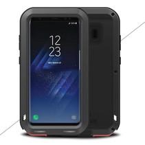 Fullcover Hoesje Samsung Galaxy S8 Plus - Zwart