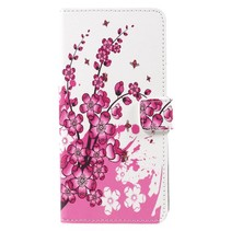 Booktype Hoesje Samsung Galaxy S8 Plus - Bloesem