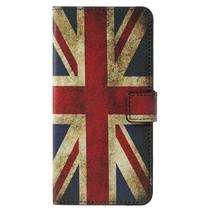 Booktype Hoesje Samsung Galaxy S8 Plus - Britse Vlag