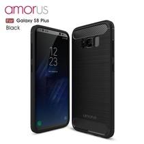 TPU Hoesje Samsung Galaxy S8 Plus - Zwart