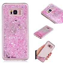 TPU Hoesje Samsung Galaxy S8 Plus - Glitter