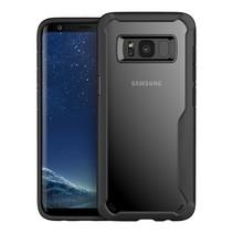 Hybrid Hoesje Samsung Galaxy S8 Plus - Zwart