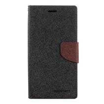 Booktype Hoesje Samsung Galaxy J3 (2017) - Zwart / Bruin