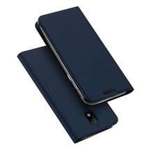 Booktype Hoesje Samsung Galaxy J3 (2017) - Blauw