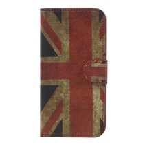 Booktype Hoesje Samsung Galaxy J3 (2017) - Britse Vlag