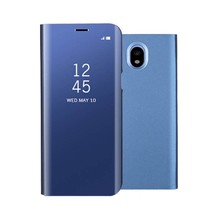 Booktype Hoesje Samsung Galaxy J7 (2017) - Blauw
