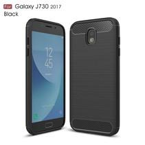 TPU Hoesje Samsung Galaxy J7 (2017) - Zwart