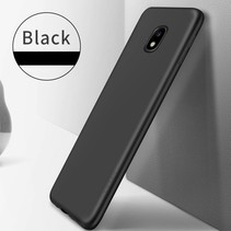 TPU Hoesje Samsung Galaxy J5 (2017) - Zwart