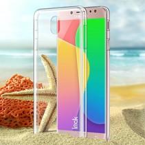 Hardcase Hoesje Samsung Galaxy J5 (2017) - Transparant